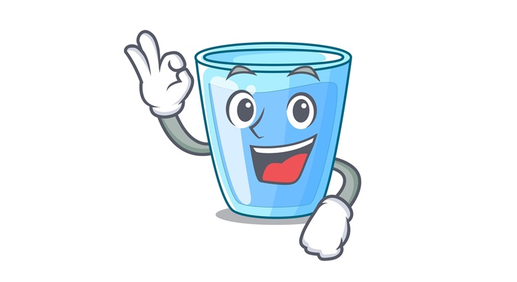 Как заговоренная вода действует на человека