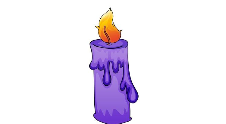 Обряд на свечах вернуть любимого