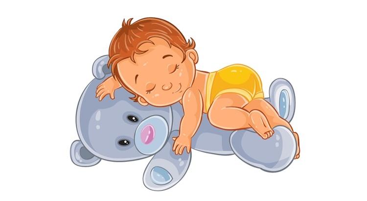 Заговор ребенку от испуга и для спокойного сна
