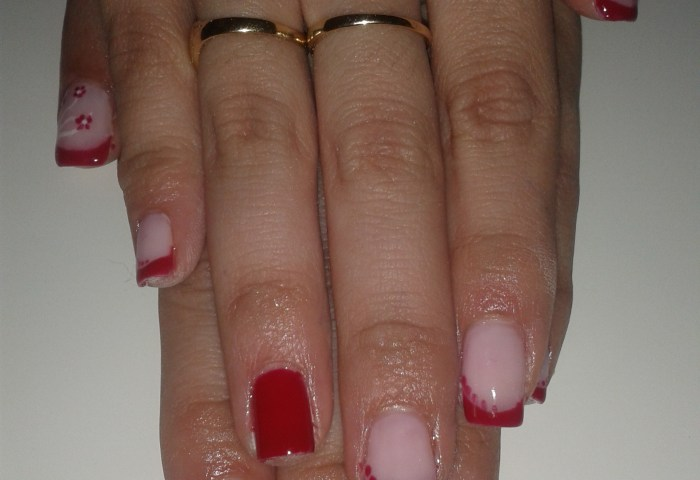 Manicura En Esmalte Permanente Miriam Dream Nails