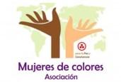 Mujeres de Colores logo