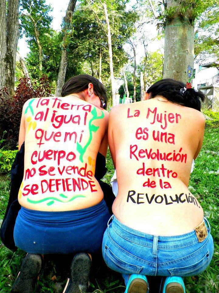 ecofeminismo