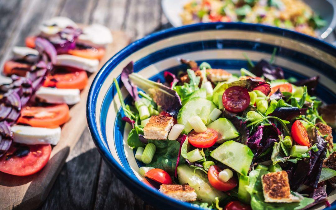 4 reglas de oro para una alimentación saludable contra el cáncer