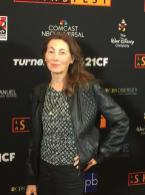 Miriam Laurence at LA Skins Fest Film Acting Party