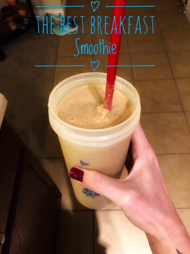 Best breakfast smoothie