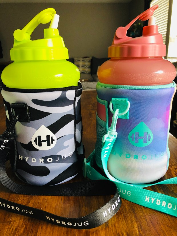 Hydrojugs and sleeves