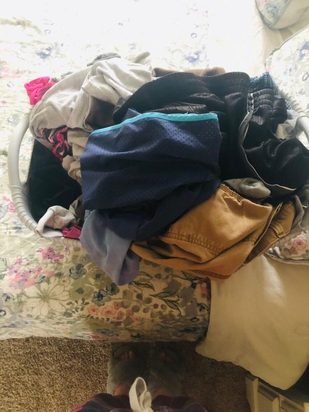 Laundry folding