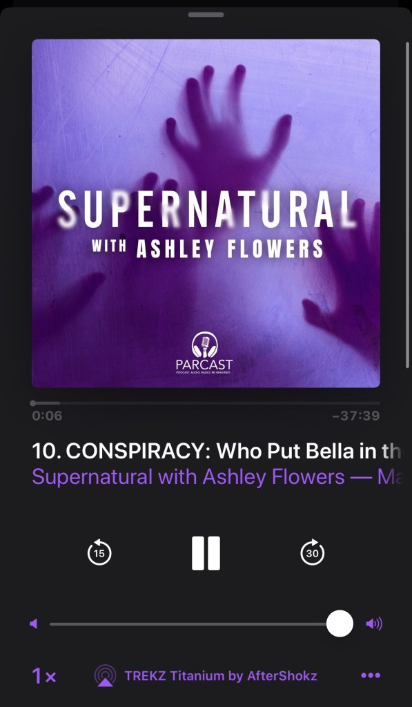 Supernatural podcast