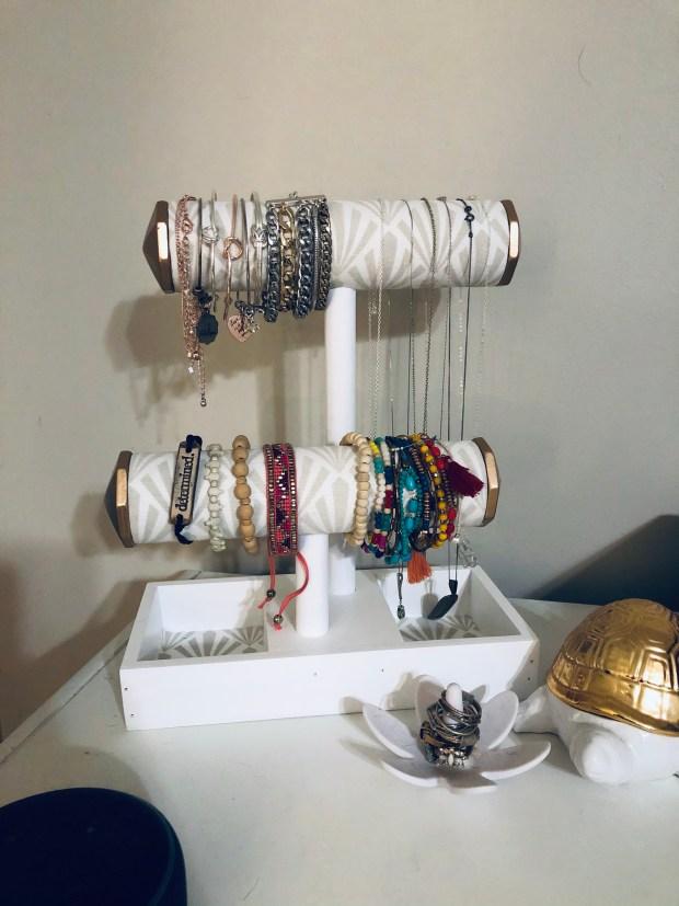 New jewelry display