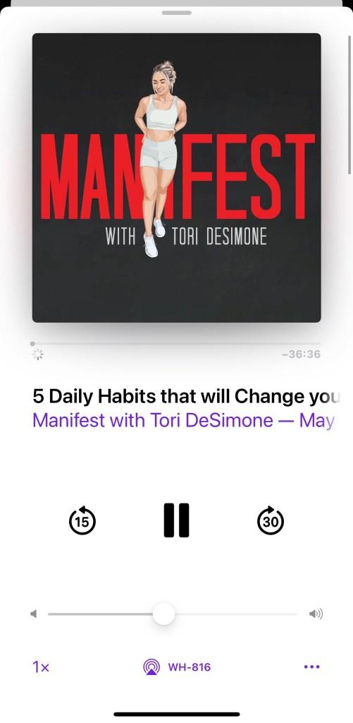 Manifest Podcast Episode