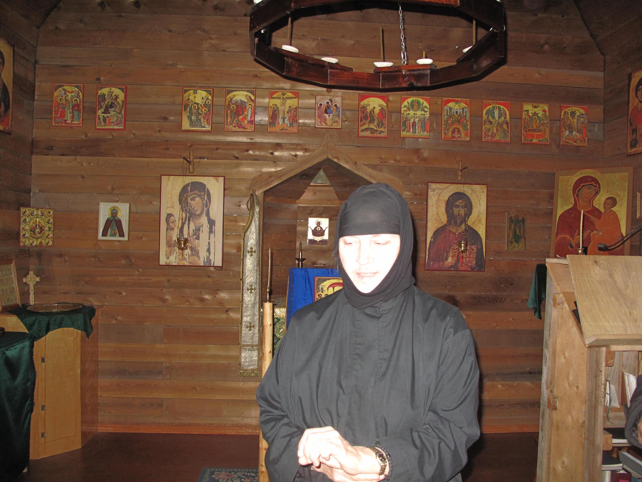 14 Biserica schitului  Nilus Island Alaska
