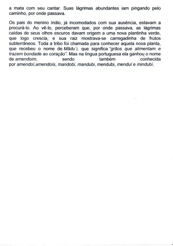 Lenda do Amendoim - página 2
