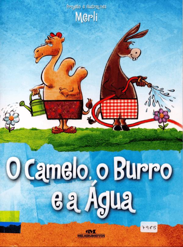 Livro de Textos-O camelo o burro e a água