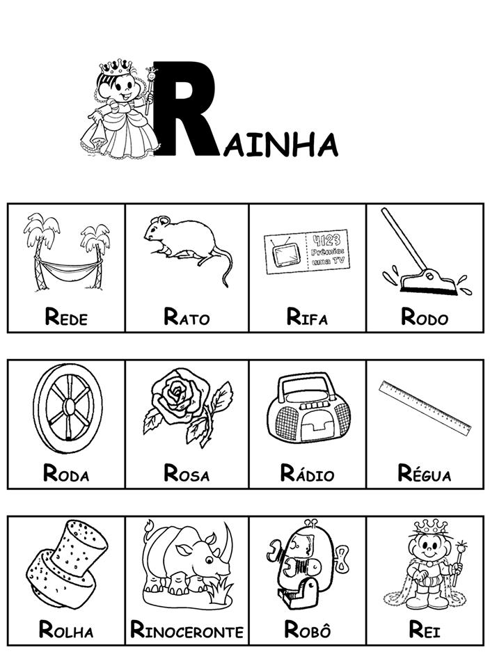 Dicionário da Turma da Mônica-Parte 5 - R