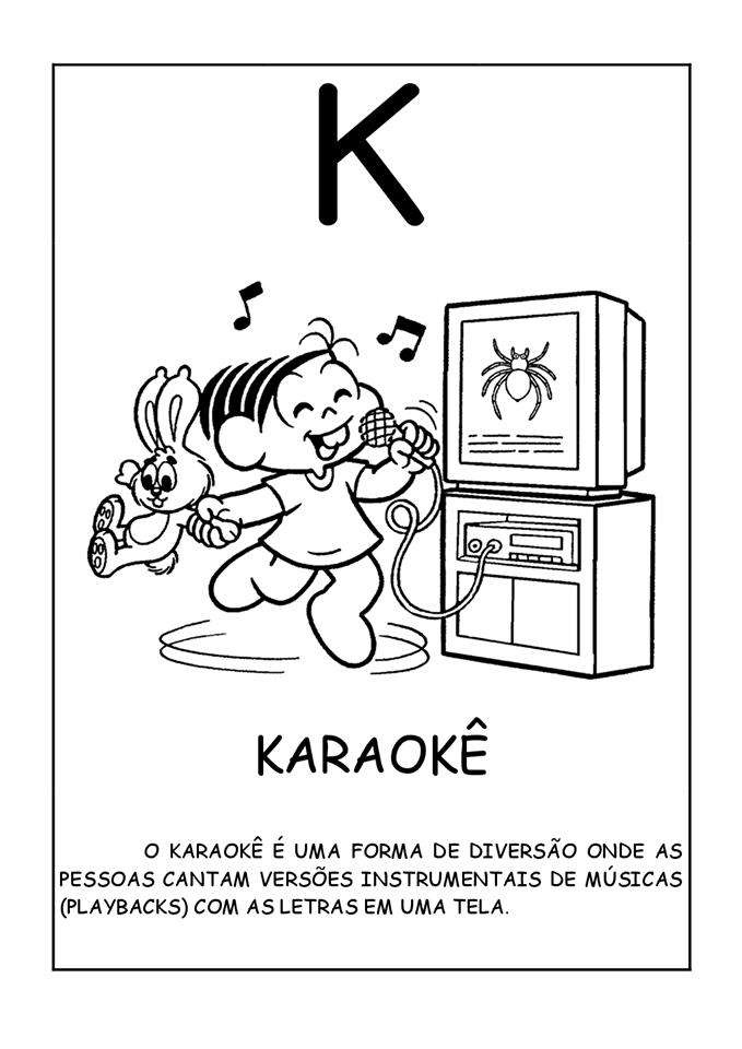Dicionário de Invenções K L M N O - Letra K