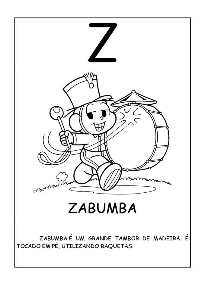 Dicionário de Invenções U V W X Y Z - Letra Z