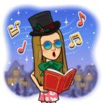 Avatar Miriam-Cantando no Natal