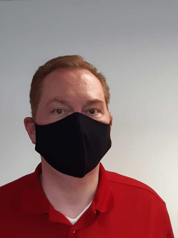 Mundschutz Maske extra gross