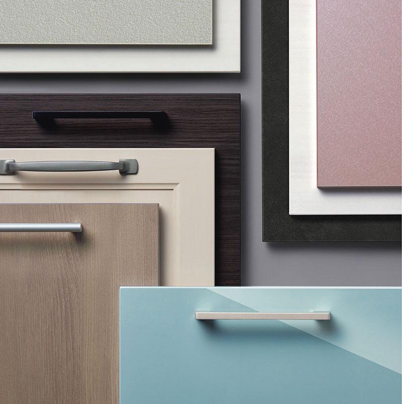 キッチン ザ・クラッソの扉カラー