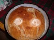 hleb sa medom