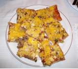 posna pica sa pecurkama i posnim sirom
