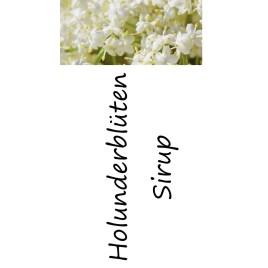 Holunderblüten Sirup 250ml