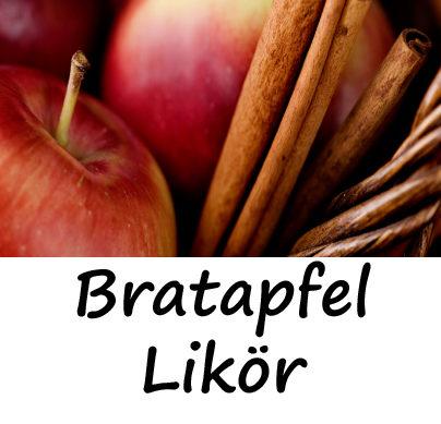 Bratapfel Likör 200ml