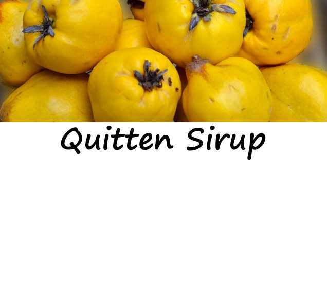 Quitten Sirup 250ml