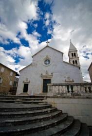 iglesia en Supetar