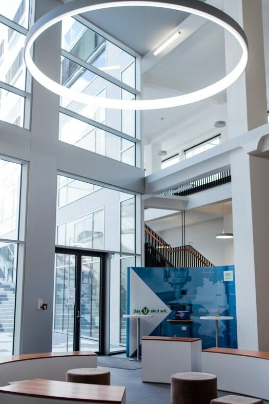 Foyer IT-Lounge