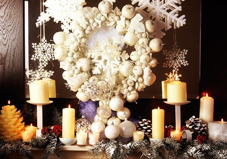 красивые новогодние картинки для декора индийском стиле