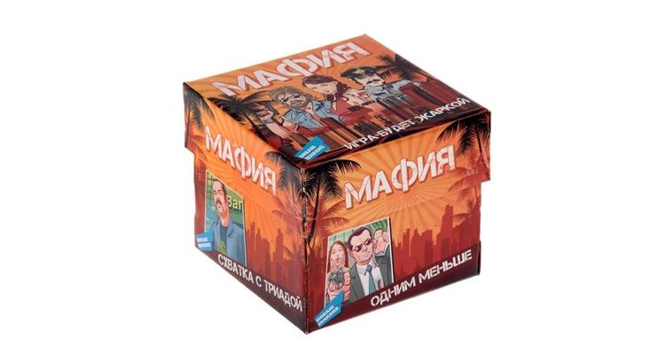 Как сделать коробку для карт мафии: пошаговая инструкция