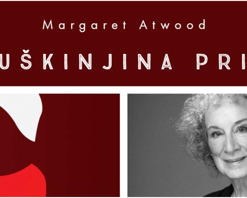 Sluškinjina priča, Margaret Atwood