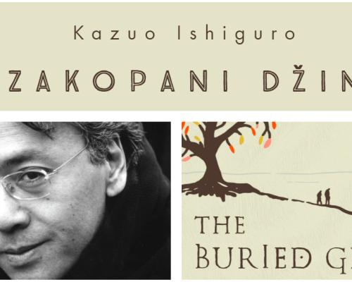 Kazuo Ishiguro – Zakopani džin