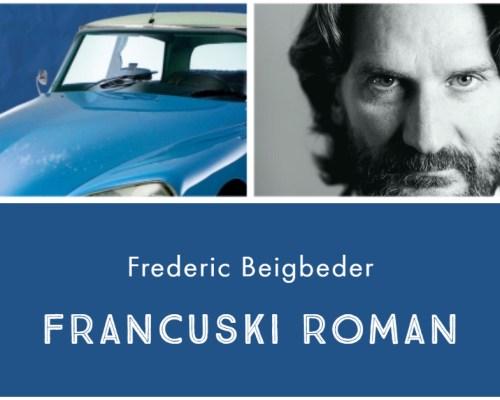 Francuski roman, Frederic Beigbeder