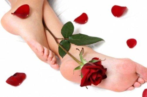 Аквапилинг для ног: методика процедуры   Красивые ногти ...