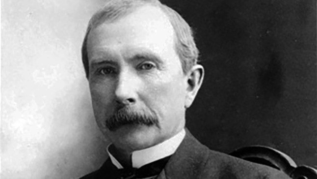 نتيجة بحث الصور عن John Rockefeller