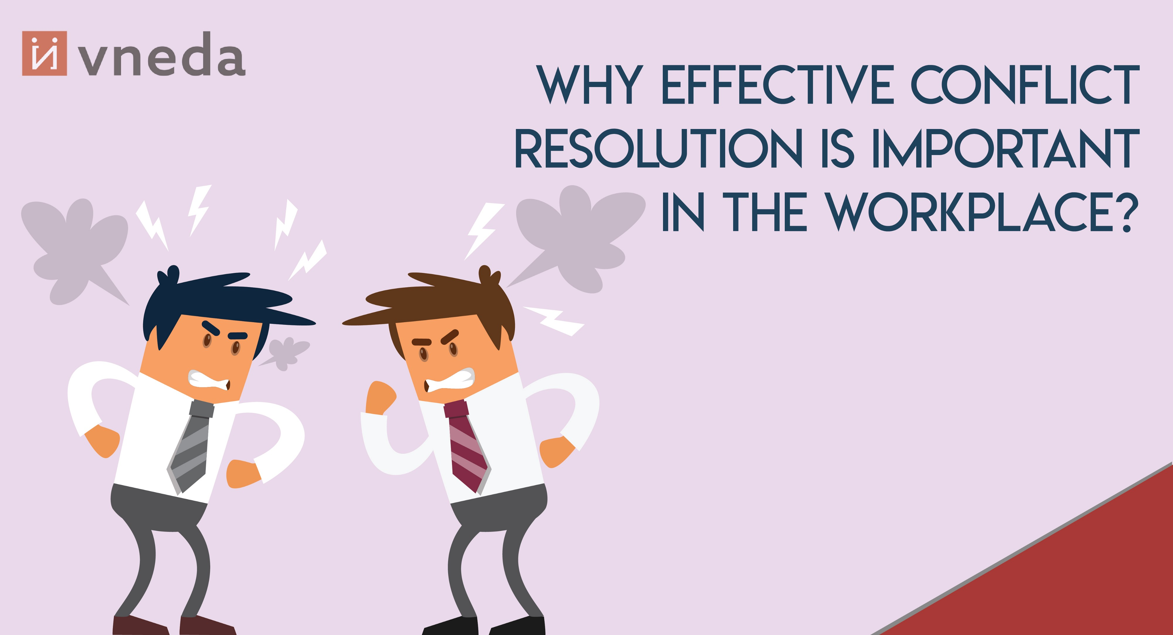 Why Effective Conflict Resolution Is Important In The