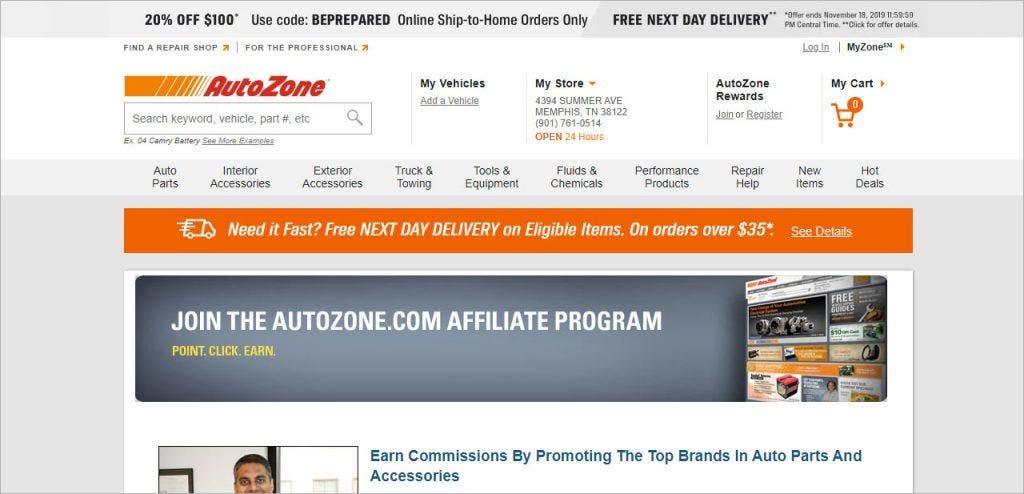 10 best automotive affiliate programs