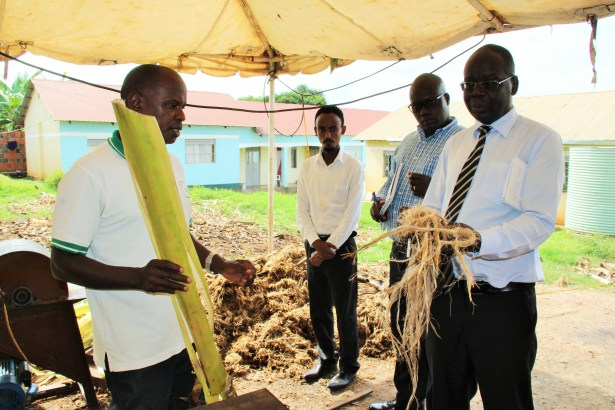 Supporting small and medium business enterprises to adapt green production  practices   by UNDP Uganda   Medium