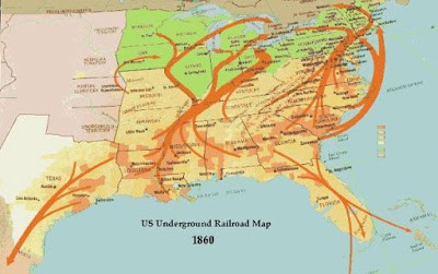 Resultado de imagen para The Little-Known Underground Railroad That Ran South to Mexico