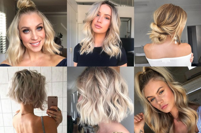10 hairstyles to transform thin hair - sitting pretty halo