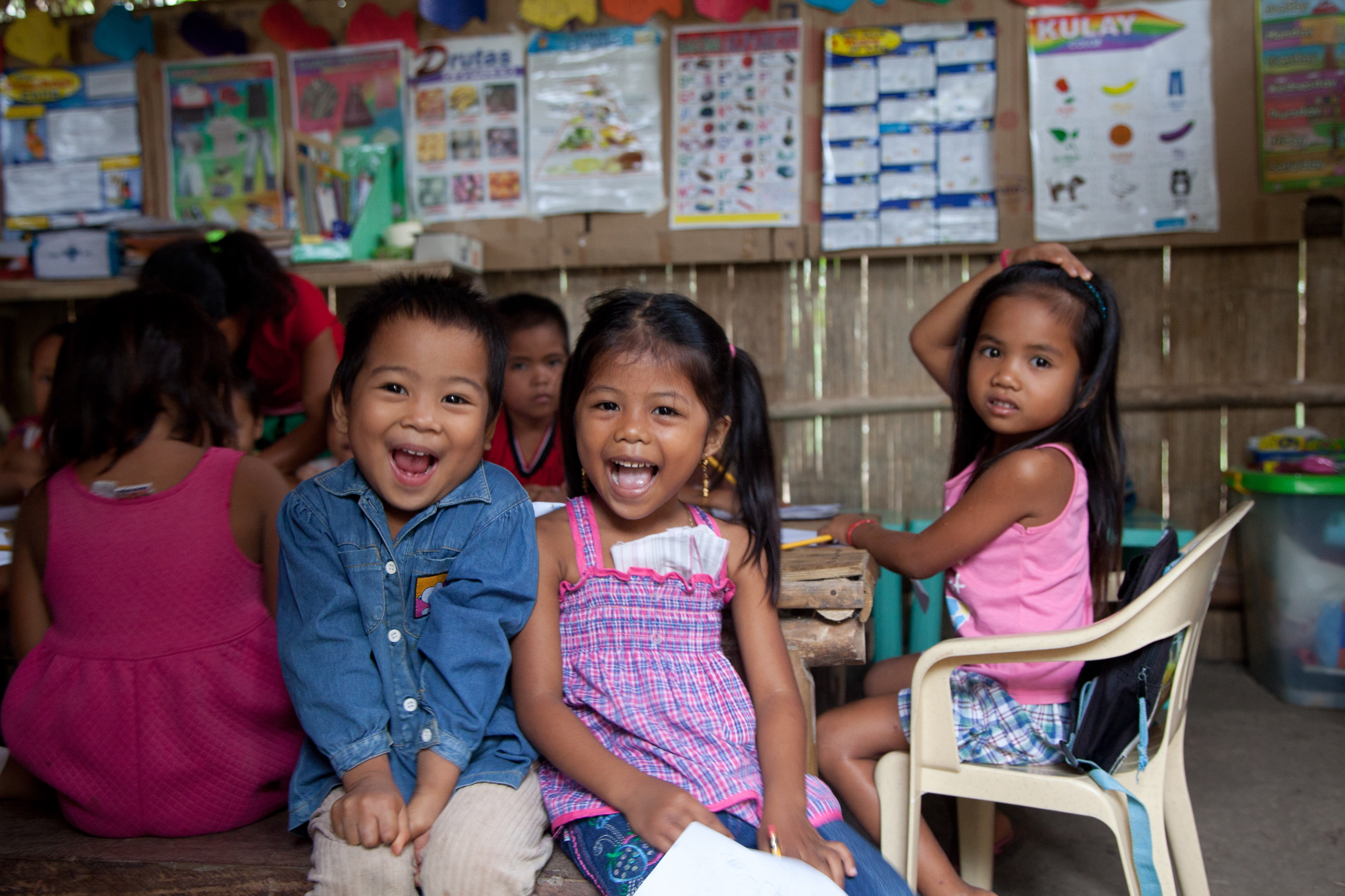 The Benefits Of Preschool For Young Children
