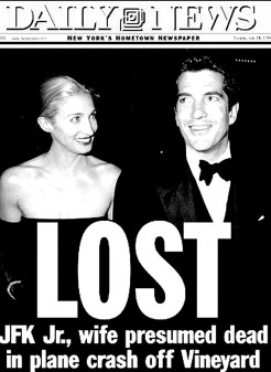 "July 16–17, 1999 — ""A Small Plane Is Missing"" — The Death Of JFK Jr."