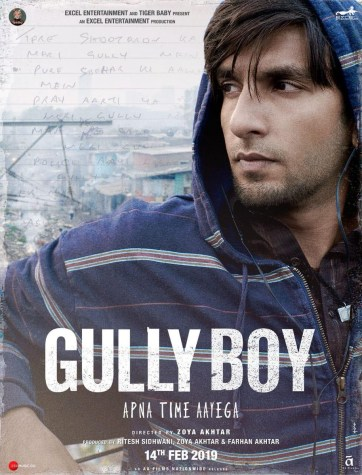Gully Boy - Best Bollywood movies based on true stories