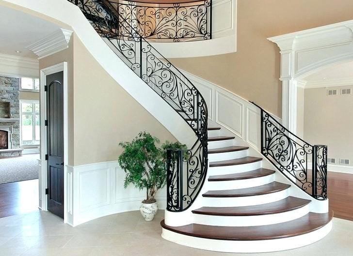 Interior Ladder Stair Design By Putra Sulung Medium   Ladder Design In Home   Unusual   Spiral   Steel   Iron   Easy
