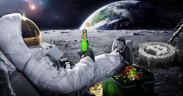 How to Value Bitcoin: Ticket to the Moon or Rat Poison?   by Luke L   The  Crypto   Medium
