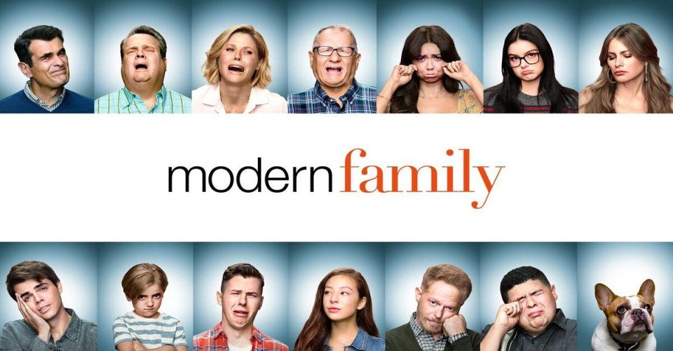 Modern Family - Best sitcoms of all time