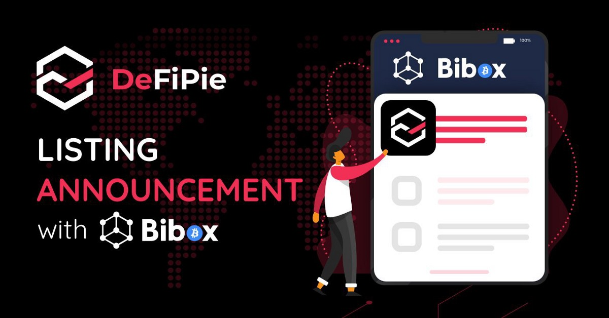Defipie has now launched in bibox!  Fresh out the oven and all the Ingredients f... 2