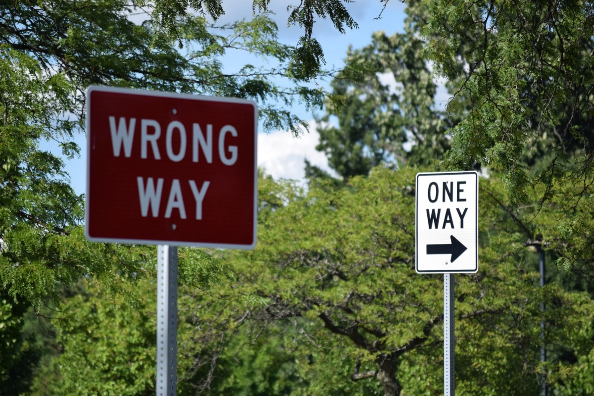 Simplicity How Street Signs Can Inspire Your Website